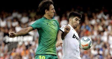 ريال سوسيداد يخطف تعادلا قاتلا من فالنسيا فى الدقيقة 101.. فيديو