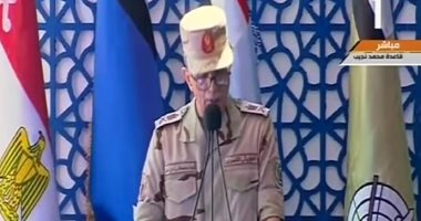 اللواء مصطفى أمين- مدير عام جهاز مشروعات الخدمة الوطنية