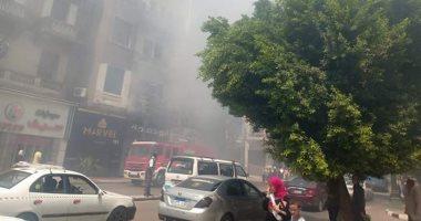 السيطرة على حريق داخل شقة فى منطقة قصر العينى دون إصابات