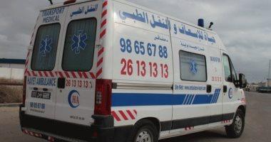 المجانين فى نعيم .. مريض نفسى يسرق سيارة إسعاف بتونس