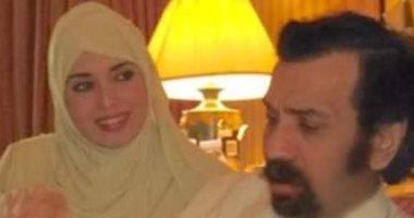 8 معلومات عن جيهان نصر زوجة سعود الشربتلي بعد عودتها للظهور