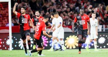 ملخص وأهداف مباراة رين ضد باريس سان جيرمان بالدوري الفرنسي