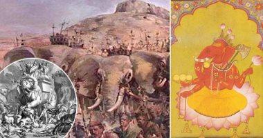 الفيل فى الأساطير القديمة