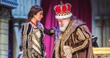 """إعادة عرض مسرحية """"الملك لير"""" يومى 29 و30 أغسطس الجارى"""