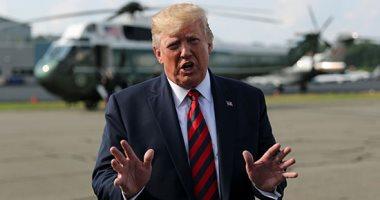 ترامب ينفى اقتراب الاقتصاد الأمريكى من حالة ركود