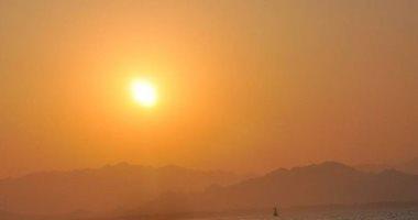 فى اليوم العالمى للتصوير.. باسنت تشارك بصورة الغروب فى شرم الشيخ