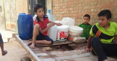 أهالى جرفس بالفيوم يشكون انقطاع المياه منذ شهر رمضان