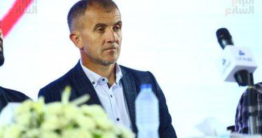 الصربي ميتشو المدير الفني الجديد لفريق الزمالك