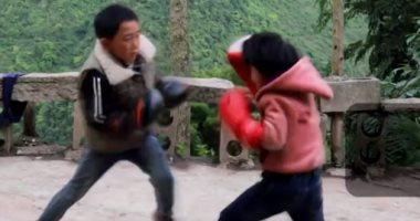 تعرف على أصغر محترفة فى عالم الملاكمة بالعالم.. فيديو