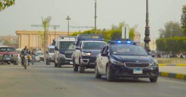 صورة القبض على عاطلين بحوزتهما أسلحة ومواد مخدرة في الدقهلية