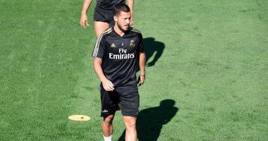 ماركا: هازارد استجاب سريعًا للعلاج وسيعود إلى ريال مدريد أول سبتمبر