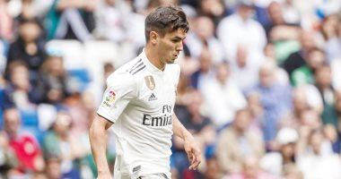 ريال مدريد يعلن إصابة براهيم دياز وانضمامه إلى هازارد وميندى وأسينسيو