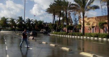 للهروب من زحمة الصيف.. محمد أبوزيد يشارك بصورة لمحافظة الإسكندرية فى الشتاء