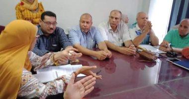 """""""صحة المنوفية"""" يجتمع بمديرى الإدارات لتنفيذ مبادرة رئيس الجمهورية لدعم صحة المرأة"""