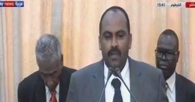 مجلس السيادة السودانى يعلن تعيين النائب العام خلال هذا الأسبوع