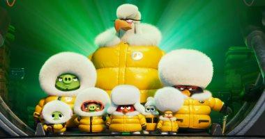 فى 9 أيام.. الجزء الثانى من فيلم Angry Birds يحقق 47 مليون دولار