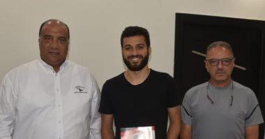 الاتحاد السكندرى يُدعم صفوفه بضم المدافع الدولى الليبى أحمد شلبى