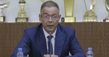 رئيس الاتحاد المغربى يتخلى عن رئاسة نادى نهضة بركان