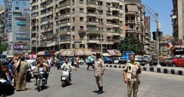 اخبار اليوم – مرور الغربية يشن حملة لإحكام السيطرة المرورية بشوارع طنطا