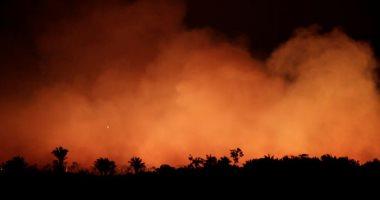 فيديو وصور.. حرائق هائلة تضرب غابات الأمازون والمدن تُغطى بالدخان