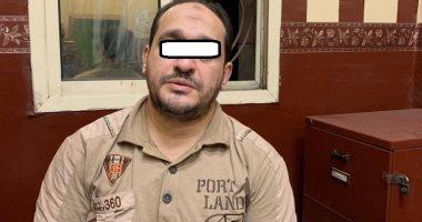 القبض على هارب من حكم إعدام فى منطقة الخليفة