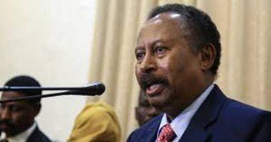 رئيس الحكومة السودانية الانتقالية يلتقى بممثلين عن قوى الحرية والتغيير