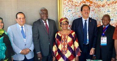 اجتماع بين الأوكسا والأنوكا على هامش دورة الألعاب الأفريقية بالمغرب