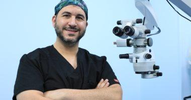 زراعة عدسات العين البديل الأمثل لقصر النظر الشديد..الدكتور أحمد المعتصم يؤكد
