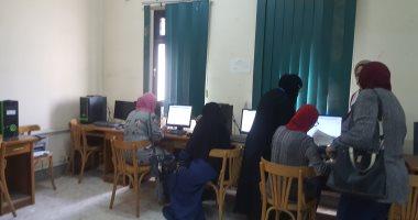 مكتب التنسيق يبدأ مرحلة تقليل الاغتراب للطلاب المرشحين فى المرحلة الثالثة