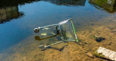 الصندوق العالمى للطبيعة يحذر من تلوث الأنهار البريطانية بالنفايات