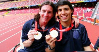 زي النهاردة من 11 سنة.. ميسي يتوج بالذهبية الوحيدة مع منتخب الأرجنتين