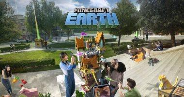 مايكروسوفت تتيح لعبة Minecraft Earth على أجهزة أندرويد -
