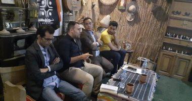 """مناقشة """"طريق الحلفا"""".. نقاد: أحمد إبراهيم الشريف رسم طريقا للحياة بعد الموت"""
