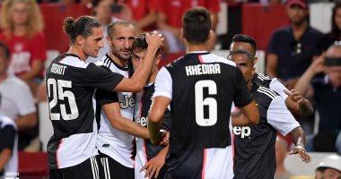 بارما ضد يوفنتوس.. كيلينى يسجل أول أهداف الدوري الإيطالي بالدقيقة 21