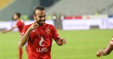 عبد الله السعيد وراء إصابة قفشة قبل مواجهة الأهلى والوداد