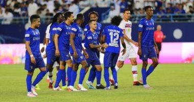 ملخص وأهداف مباراة الهلال ضد أبها فى الدوري السعودي.. فيديو