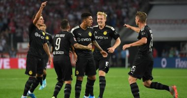 دورتموند يقتنص فوزا مثيرا من كولن بثلاثية فى الدوري الألماني.. فيديو
