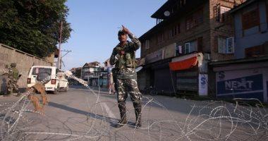 الجيش الهندى يعلن إسقاط طائرة مسيرة باكستانية فى جامو وكشمير