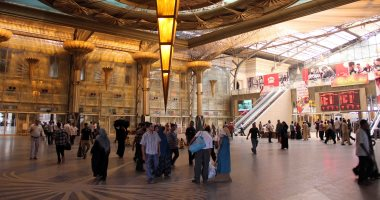 السكة الحديد تطرح مقاعد قطارات العيد الإضافية بعد غد والحجز بالمحطات الرئيسية