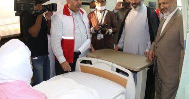 رئيس منظمة الحج الإيرانية يشيد بالخدمات الطبية المقدمة لحجاج بلاده