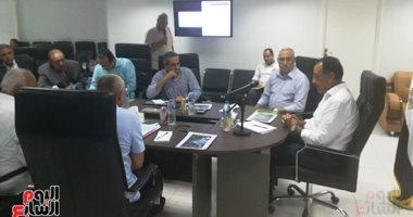 رئيس الوزراء يلتقى رؤساء شركات المقاولات العاملة فى العلمين الجديدة