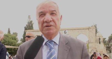 مخابرات الاحتلال الإسرائيلى تستدعى مدير عام الأوقاف الفلسطينية