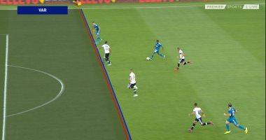 بارما ضد يوفنتوس.. الـVAR تحرم رونالدو من تسجيل أول أهدافه بالموسم الجديد