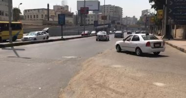 بالفيديو.. سيولة مرورية فى شوارع القاهرة مع انتشار للخدمات الشرطية