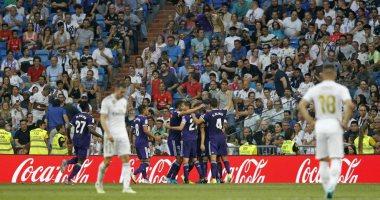 ماركا: جماهير ريال مدريد تفقد الأمل بعد التعادل ضد بلد الوليد.. فيديو