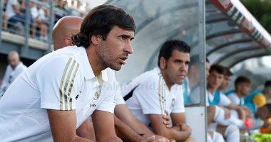 راؤول يستبعد مهمة قيادة ريال مدريد