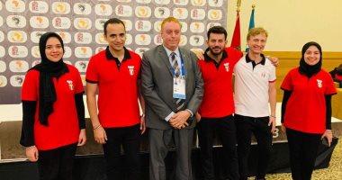 مصر تتوج بالميدالية الذهبية للشطرنج دورة الألعاب الإفريقية بالمغرب