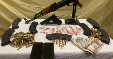 ضبط 48 قطعة سلاح وتنفيذ 72 ألف حكم خلال 24 ساعة