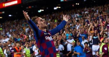 برشلونة ضد بيتيس.. البارسا يحقق فوزا كاسحا 5-2 في غياب ميسي