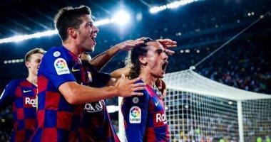 ملخص وأهداف مباراة برشلونة ضد ريال بيتيس في الدوري الإسباني